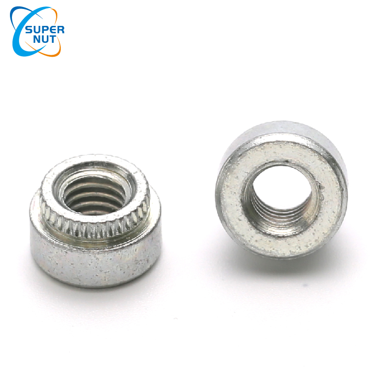 SELF-CLINCHING NUTS-2